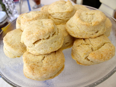 buttermilk biscuits | marshmallows and margaritas