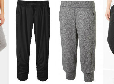 baggy workout pants