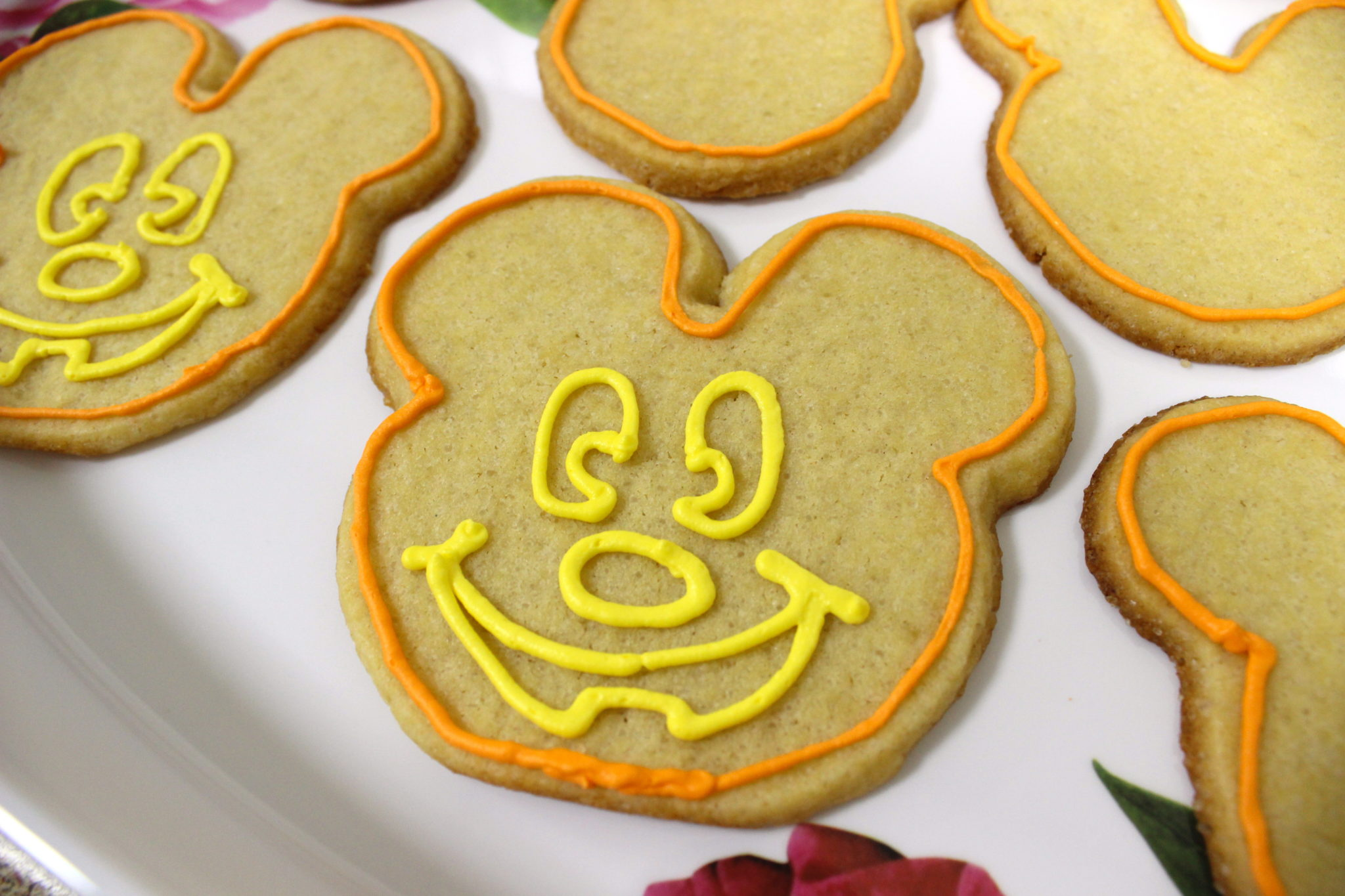 mickey cookie
