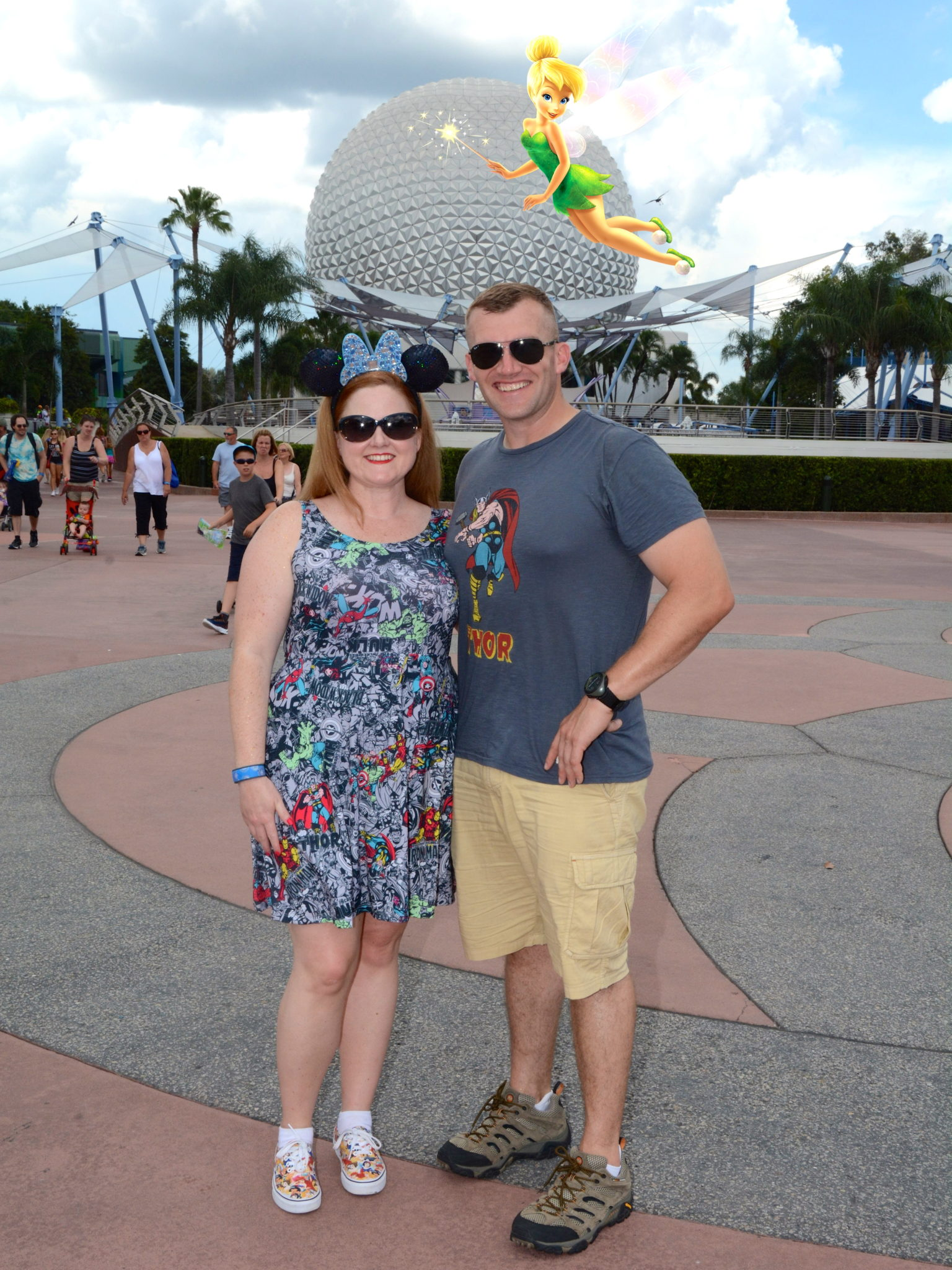 Visiting WDW for July Fourth