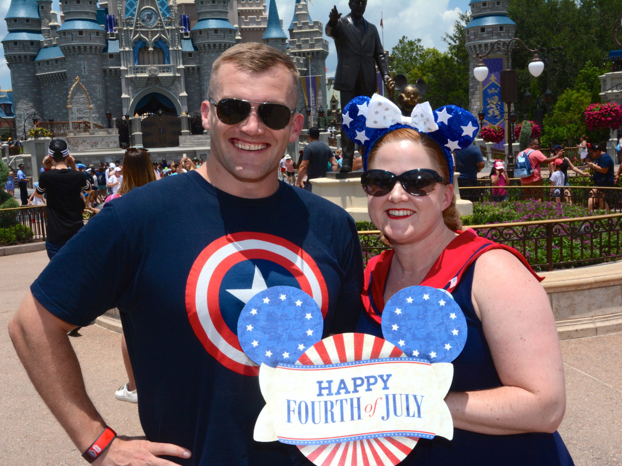 Visiting WDW for Fourth of July