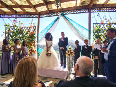 A wedding in Ethiopia